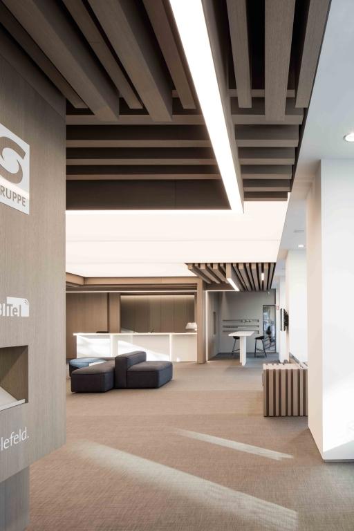 Haus der Technik Bielefeld Lichtart